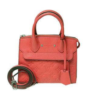 Louis Vuitton LV Monogram Ann Plant Pont Neuf MINI M41747 Poppy Petal LOUIS VUITTON