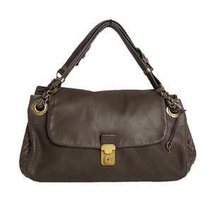 Bottega Veneta BOTTEGA VENETA Handbag Brown Lambskin Women
