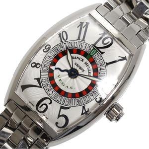 FRANCK MULLER Vegas 5850 VEGAS Automatic Silver Men's Watch