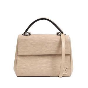 Louis Vuitton LV Epi Cowhide Leather Cluny BB M41317 Dunne LOUIS VUITTON