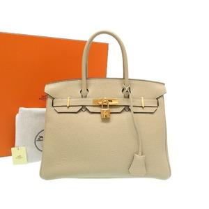Hermes Birkin Women's Togo Leather Handbag