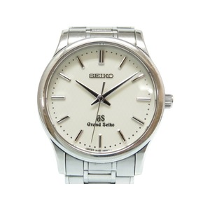 Seiko Grand SBGF027 8J55-0AA0 Quartz watch white dial 0007 SEIKO Men