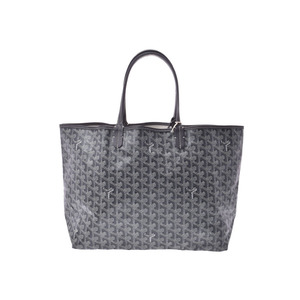 Goyard San Luis PM Gray Ladies Men's PVC Tote Bag New Domomi Product GOYARD With pouch Used Ginzo