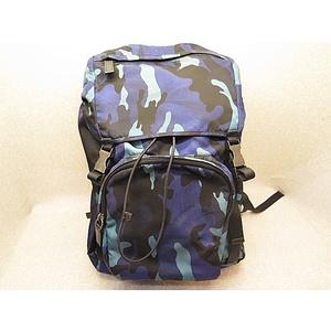 Prada V135 Men's Nylon Backpack