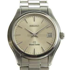 Genuine SEIKO Seiko Grand Men's Quartz Watch, Model No .: 9F62-0A10
