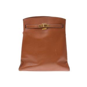Hermes Kelly Sports MM Gold G Bracket ○ S stamped Ladies Kush Bell Shoulder bag B rank HERMES Used Ginzo