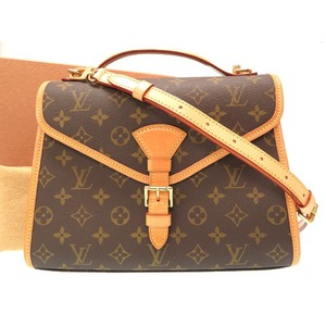 f0608e4bc585 Louis Vuitton Monogram Bel Air M51122 2way handbag shoulder strap 0031  LOUIS VUITTON