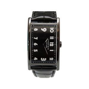 Tiffany East West Black Sense 37447129 Quartz Mens Watch 0049TIFFANY & Co.