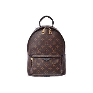 ルイ・ヴィトン(Louis Vuitton) ルイヴィトン モノグラム パームスプリングス バックパックPM ブラウン M41560 レディース 本革 リュック Bランク LOUIS VUITTON 中古 銀蔵