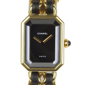 CHANEL Premiere GP Quartz Watch Ladies Small