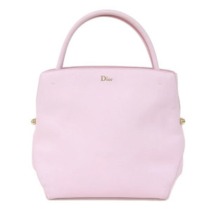 Christian Dior 2013 Collection Products Side Pearl Leather Tote Bag