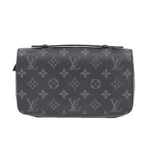 7924d126f5e2 Louis Vuitton LOUIS VUITTON Monogram Eclipse canvas Zippy XL M61698 Purse