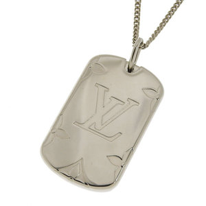 Genuine LOUIS VUITTON Louis Vuitton Monogram Rocket Necklace Model: M 62484