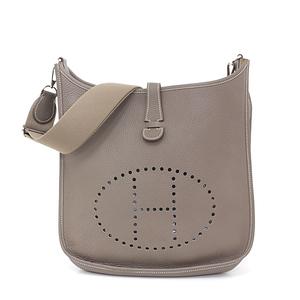 HERMES Evelyn 3 GM Trillon Clemente Etupe □ O engraved (made in 2011) Shoulder bag