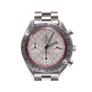 オメガ スピードマスター レーシング シューマッハ2000 シルバー文字盤 3517.30 メンズ SS 自動巻 腕時計 Aランク OMEGA 中古 銀蔵