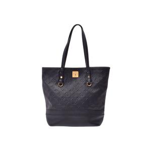 Louis Vuitton Unplant Citadine PM Anfini M40517 Ladies Genuine Leather Tote Bag AB Rank LOUIS VUITTON Used Ginzo
