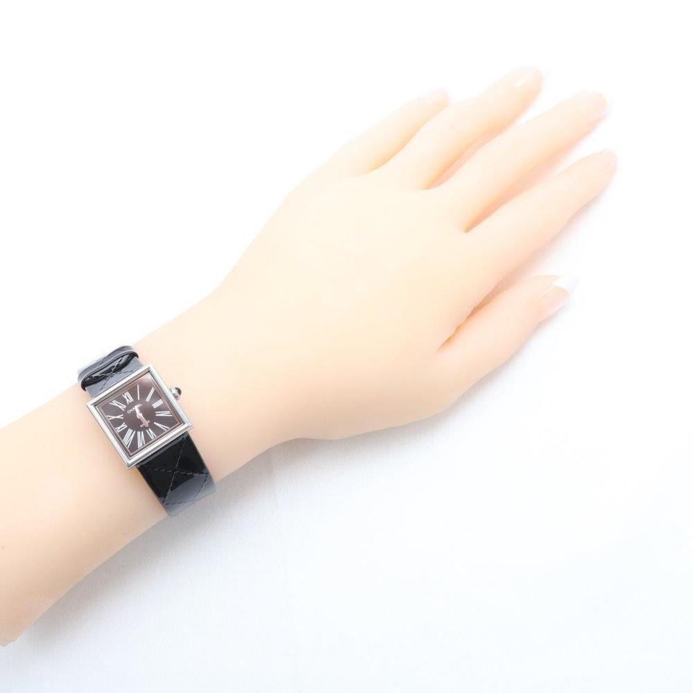 シャネル(Chanel) マドモアゼル クォーツ ステンレススチール(SS) レディース 高級時計 H0820