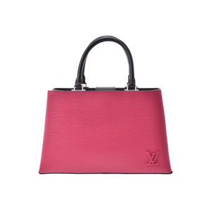 Louis Vuitton Epi Cleber PM Hot Pink M51347 Ladies Genuine Leather 2WAY Handbag AB Rank LOUIS VUITTON With strap