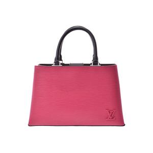 Louis Vuitton Epi Cleber PM Hot Pink M51347 Ladies Genuine Leather 2WAY Handbag AB Rank LOUIS VUITTON With strap
