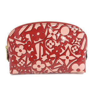 Genuine LOUIS VUITTON Louis Vuitton Vernis Sweet Monogram Cosmetic Pouch
