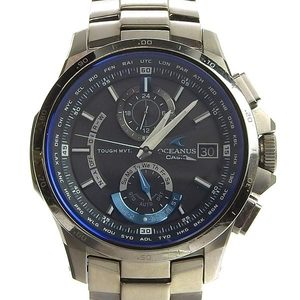 Genuine CASIO Casio Oceanus Men's Solar Watch Model: OCW-T1000