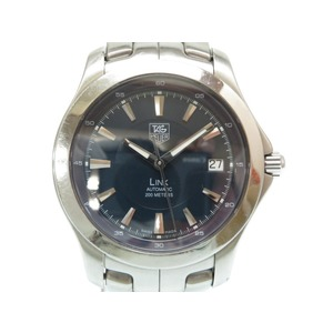 TAG Heuer LINK Link Automatic Watch Navy Dial 0015 HEUER Men
