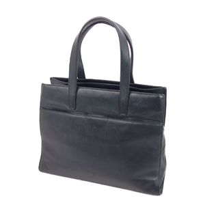 Loewe LOEWE Women's Anagram Lamb Leather Handbag Bag 鞄 Dark Navy