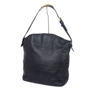 Loewe LOEWE Heritage Leather One Shoulder Bag Handbag Ladies Dark Navy