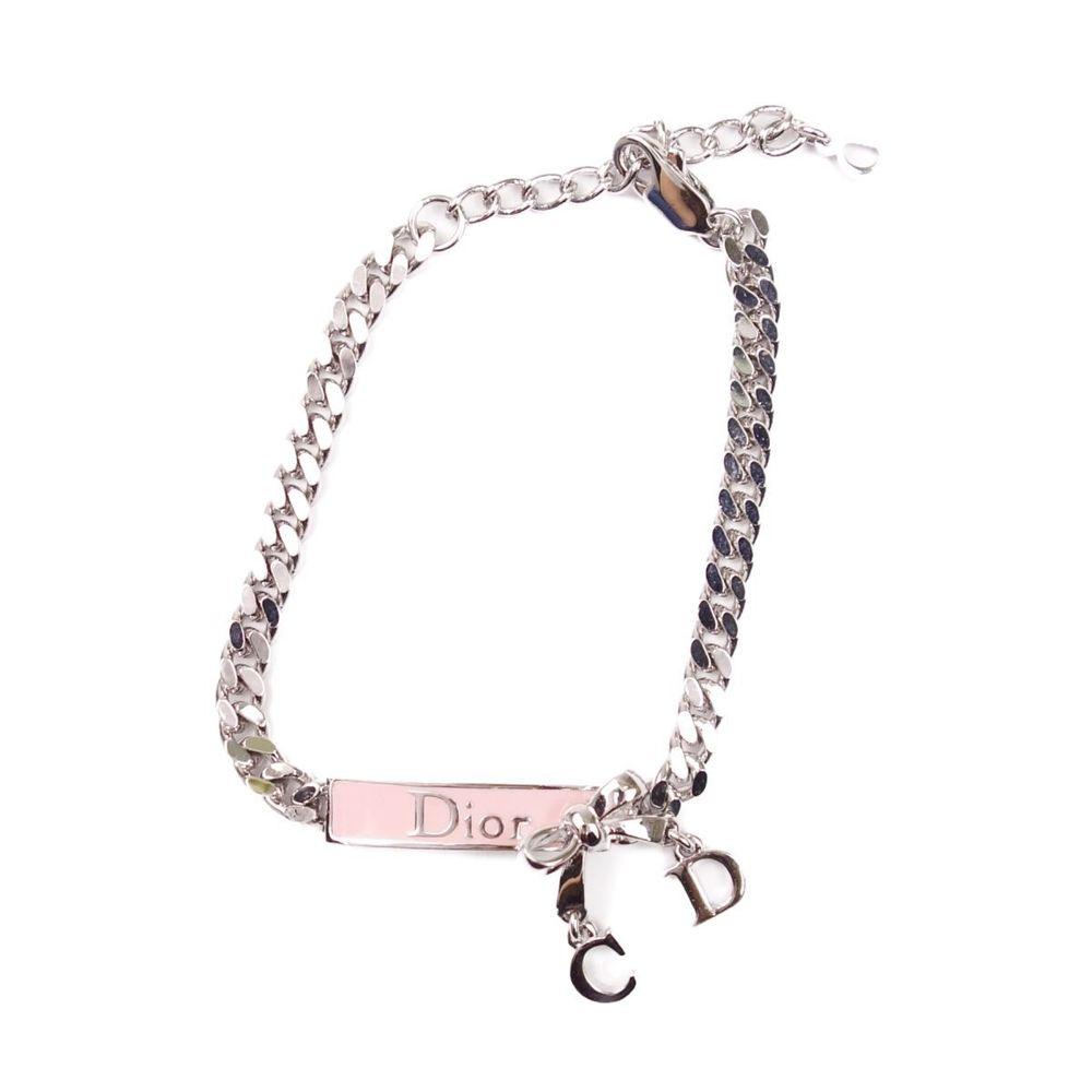 5b1534fdfa Christian Dior Ladies Bracelet Accessories Silver Vintage | elady.com