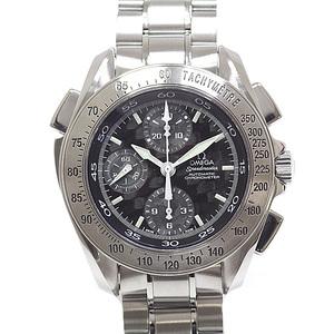OMEGA Omega Men's Watch Speedmaster Split Second 3540.50 Black (Black) Dial