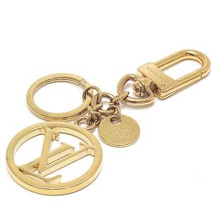 LOUIS VUITTON Louis Vuitton LV Circle Key Holder Bag Charm M68000 GP