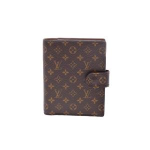 ルイ・ヴィトン (Louis Vuitton) 手帳 ブラウン M99193