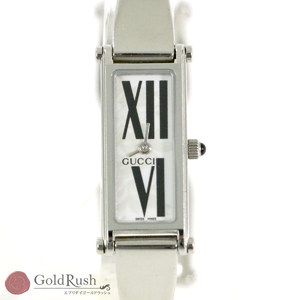GUCCI Ladies Watch 6800L Quartz Silver