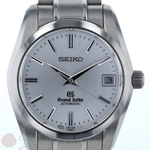 SEIKO GRAND SBGR051 9S65-00B0 SS See-through back automatic winding men's watch type ku af