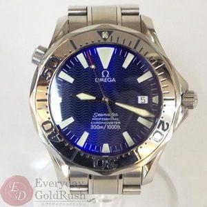 OMEGA Omega Seamaster Professional 2255.80 Mens Watch SS Automatic Box Warranty card sa pa