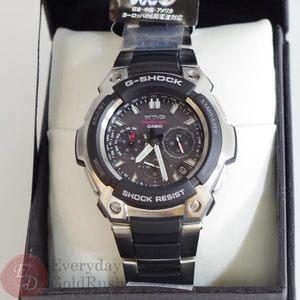 CASIO Casio G-SHOCK MTG MTG-1200 Solar Gray Date Function Men's Watch