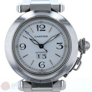 カルティエ CARTIER パシャC ビックデイト W31055M7 ボーイズ 腕時計 自動巻き 2475  iw mo