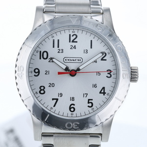 COACH Rivington Men's Watch Silver Dial Quartz CA.70.2.14.0713 Storage