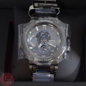 CASIO Casio G-SHOCK MTG B-1000 Solar Date Function Men's Watch