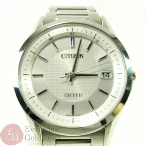CITIZEN Eco-drive EXCEED AS7090-51A Solar Men's Watch