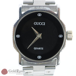 Gucci GUCCI Watch Quartz 02 018 01 Ladies Silver