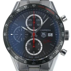 TAG Heuer TAGHuer Carrera Lewis Hamilton Model Chronograph CV201M Automatic Mens Watch mi mo