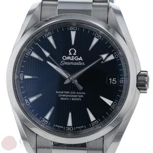 Omega OMEGA Seamaster Aqua Terra 231.10.39.21.03.002 Men's Watch Tapestry Automatic winding type sa mo