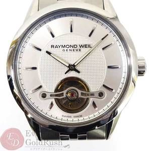RAYMOND WEIL Raymond Will 2780 Freelancer Self-winding SS Men's Watch kk el