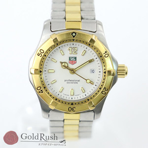 TAG Heuer TAGHuer Wrist Watch Ref: WK1320 Quartz White Dial 3-needle Ladies