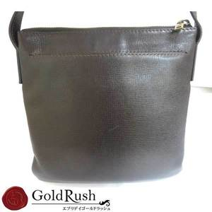 LOUIS VUITTON Utah Pochette Shawnee Shoulder bag diagonally hung