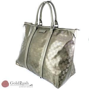 GUCCI Gold Imitation Tote Bag 201482 Women