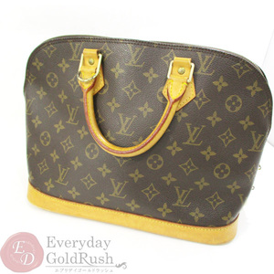 LOUIS VUITTON Monogram Alma M51130 Handbag