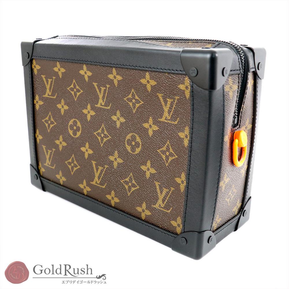 reputation first enjoy cheap price fashionablestyle LOUIS VUITTON Monogram Solar Ray Canvas Soft Trunk M44478 Shoulder Bag Mens  | eLady.com