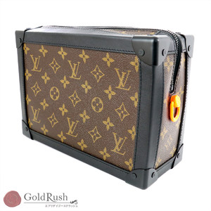LOUIS VUITTON Monogram Solar Ray Canvas Soft Trunk M44478 Shoulder Bag Mens